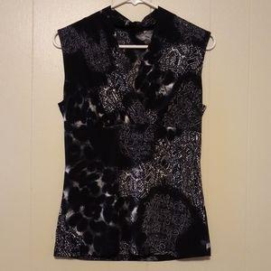 JKLA California sleeveless blouse